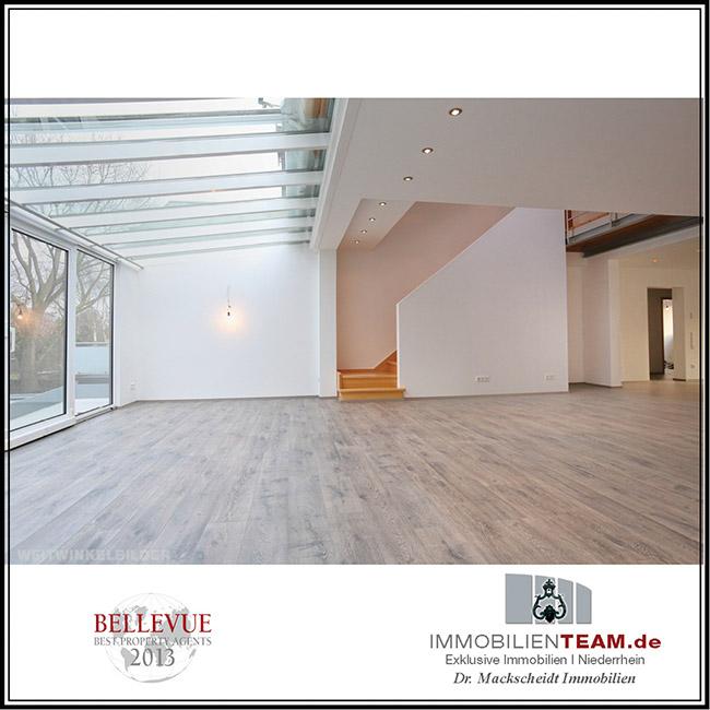 exklusive penthouse maisonette mietwohnung in oberhausen. Black Bedroom Furniture Sets. Home Design Ideas